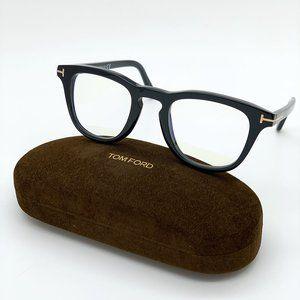 💯 NEW TOM FORD TF5488-B Blue Block Eyeglasses